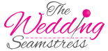 The Wedding Seamstress Logo